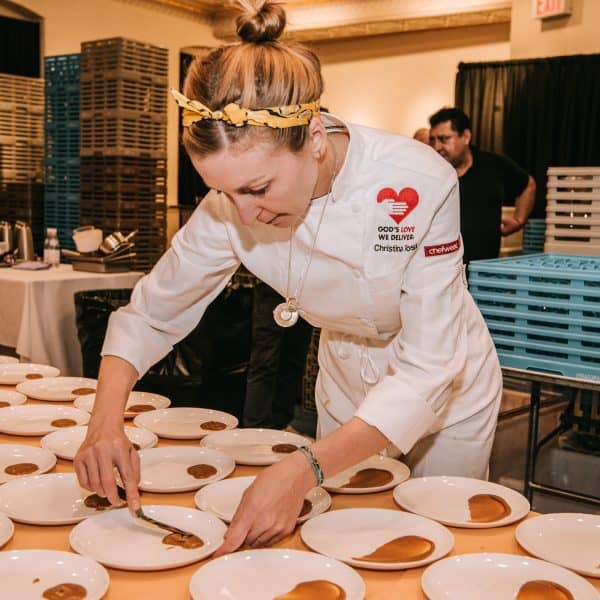 APPLE PIE-ISH MISO BUTTERSCOTCH, BROWN BUTTER, SOUR WHIPPED CREAM– Chef Christina Tosi